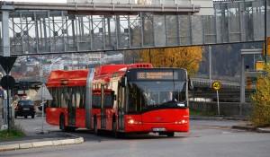 Solaris Hybridbuss
