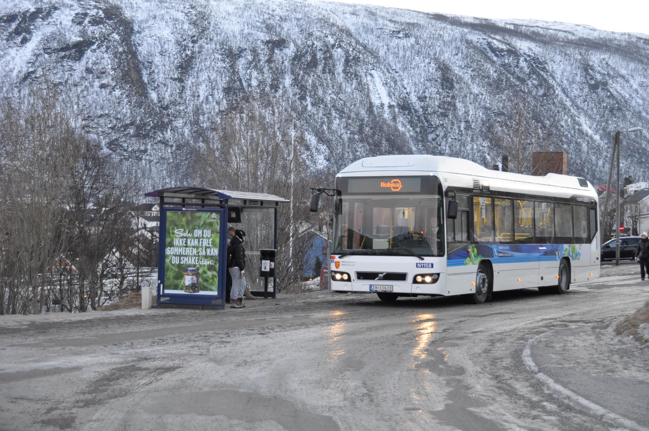 hybridbuss-tromsø