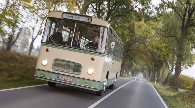 Setra MultiClass 400 Family, Driving Experience, October 2016