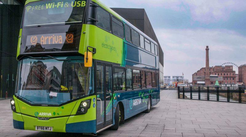 bussjåfør lønn i storbritannia