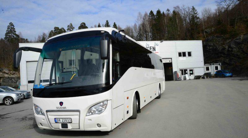 Daglig  kontroll  buss