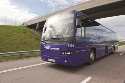 Buss Fra Oslo Til Tjøme
